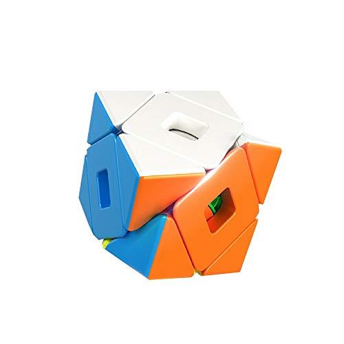 Cubo Double SKEWB - Stickerless - Moyu