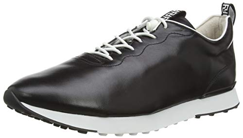 HÖGL Damen Arty Sneaker, Mehrfarbig (Schwarz/Weiss 0102), 37 EU