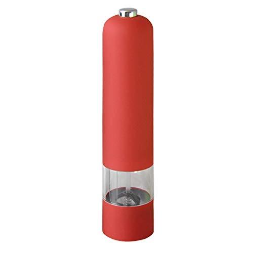 Molinillo eléctrico ajustable de sal y pimienta 2 en 1 Molinillo Molinillo...