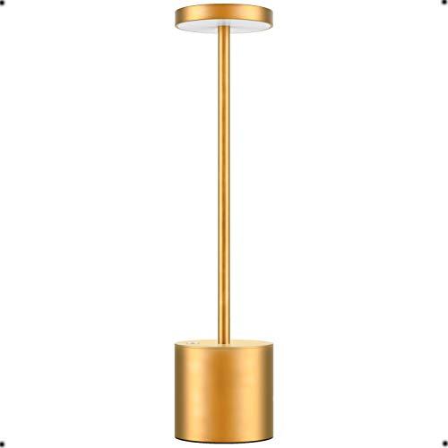 Lampada da Scrivania LED USB Senza Fili...