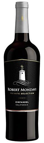 6x 0,75l - 2017er - Robert Mondavi - Private Selection - Zinfandel - Kalifornien - Rotwein trocken