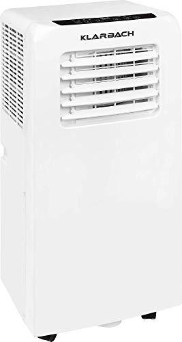 KLARBACH Mobiles Klimagerät CM 30952 we | 9000 BTU / 2,6 kW Kühlleistung | 950 W Leistung | weiß, 220 V