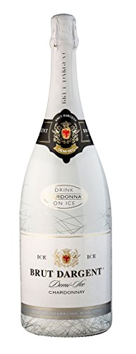Brut Dargent Ice Chardonnay Demi-Sec Halbtrocken (1 x 1.5 l), 2018