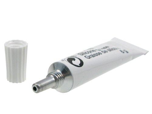 BEGADI Silikonfett in Tube, zähe Konsitenz mit hohem Silikonanteil - 6g