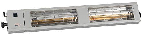SMART MULTI BLUETOOTH IP24 2 x 1.500 Watt Silber - 5