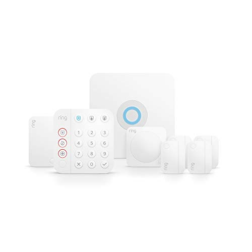 All-new Ring Alarm 8-piece kit (...