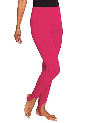 AmeriMark Women's Stirrup Pants Garnet Large
