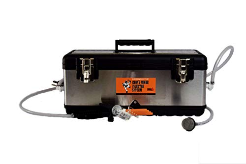 Chop's FULL Power Meat Injector System!