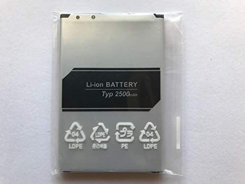 by JALLZ Replacement Battery for LG MS210 M210 Aristo US215 LV3 K8 (2017) Phoenix 3 RISIO 2 K4 (2017) Fortune L58VL M150 M153 L57BL Lebel 2 LTE BL-45F1F 2500 MAH