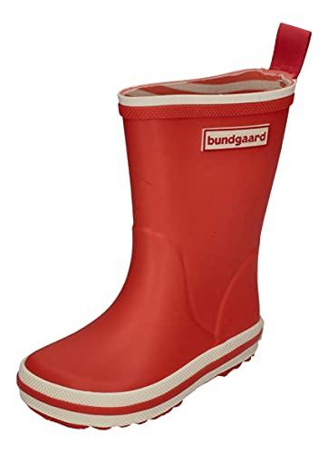 Bundgaard Gummistiefel Classic Rubber Boot Blood orange, Größe:26 EU