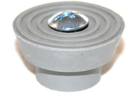 Grey Replacement Tip for Drop Down Holder Door Choice 10 Stops Ranking TOP2 Pack