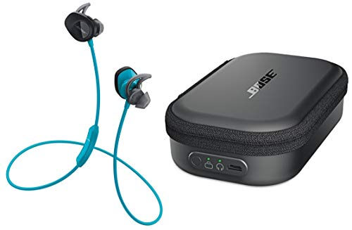 Bose® SoundSport® Cuffie Wireless, Azzurro +  BSoundSport...