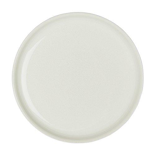 Denby 26 cm Stoneware Linen Breakfast Plate, Beige