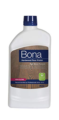 Bona Hardwood Floor Polish - High Gloss, 32 oz