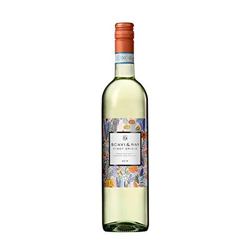 Scavi & Ray Pinot Grigio delle Venezie DOC, Weißwein aus Italien, trocken (1 x 0.75l)