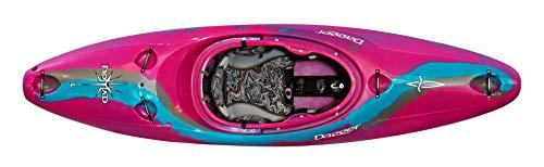 Dagger Nomad 9.0 Large | Sit Inside Whitewater Kayak | Creeker Kayak for Larger Paddlers | 8' 11