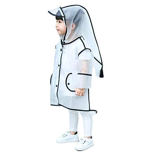 MALY Cap Baby-Anti-Kinder, Grundschule Raincoat Cap Boy Dusche Mom-Schutz Nein Undichte Prevent Droplets für UV-Anti-Fog-Abdeckung Gesicht,g,XL