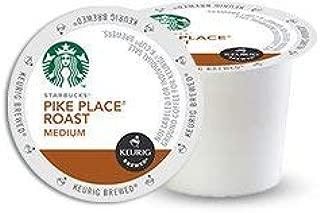 24 Ct Starbucks Pike Place Roast Coffee K-Cup Packs