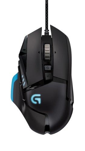 LOGICOOL G502 チューナブル ゲーミングマウス G502