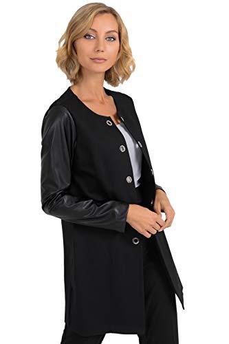 Joseph Ribkoff Jacket Style 193404 Size 16UK Black