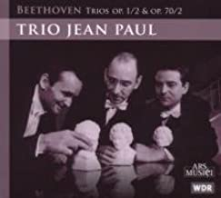 Beethoven Piano Trios Op.1 No.2 And Op.70 No.2. Trio Jean Paul. Total Time: 63'09'