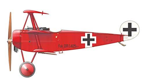 Unbekannt- Juego de construcción de Modelo Fokker Dr.I
