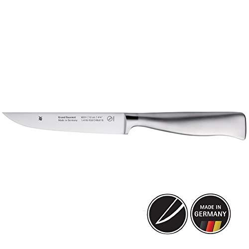 Wmf Grand Gourmet Universeel Mes 23 cm, Speciaal Gehard Staal, Gesmeed, Performance Cut, Lemmet 12 cm