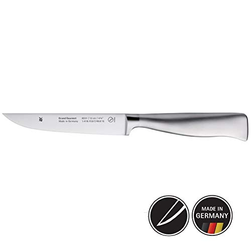 WMF Grand Gourmet Allzweckmesser 23 cm, Spezialklingenstahl, Messer geschmiedet, Performance Cut, Klinge 12 cm