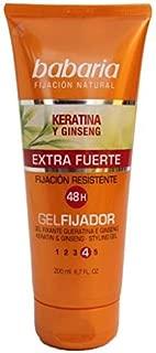 BigWorld Babaria Extra Strong Fixing Gel 200 ml