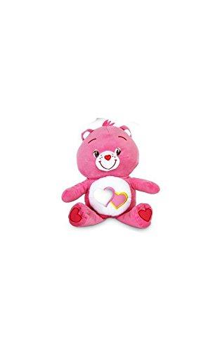 Lieb-mich-Bärchi 46/58cm Super Weich Die Glücksbärchis (Care Bears) Teddybär