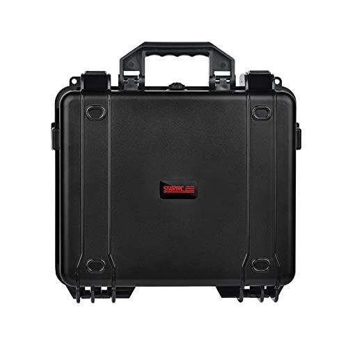 DELITLS Drohnenzubehör Outdoor Große Kapazität ABS Tragetasche für DJI Mavic Air 2S (schwarz)