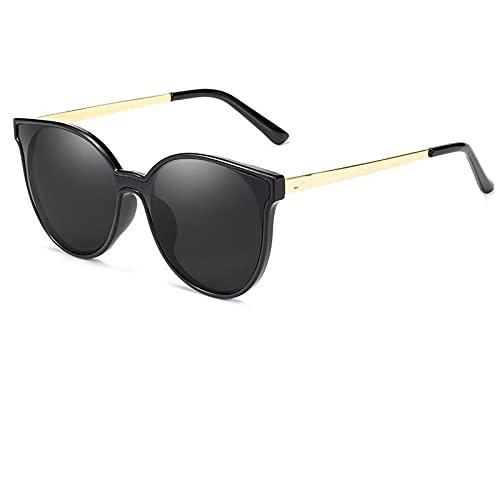 AMFG Polaroid Donne Classico Guida all'aperto Guida occhiali da sole da donna Signore colorato Strada Shooting Occhiali da sole decorativi (Color : D)