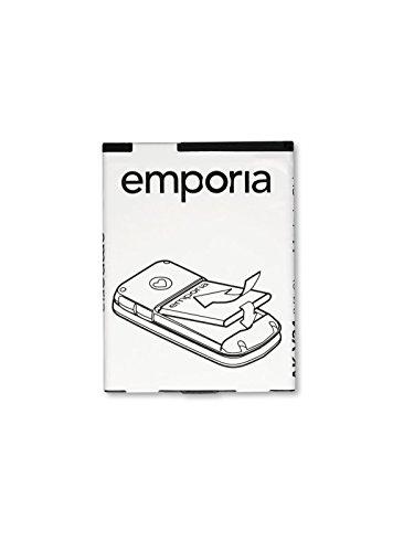 Emporia AK_V34 Ersatzakku (1020mAh) weiß