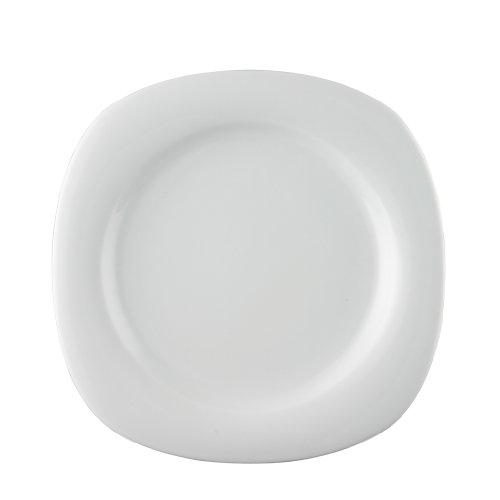 Rosenthal 17005-800001-10249 Suomi New Generation - Speiseteller/Essteller - Porzellan - weiß - Ø 29 cm