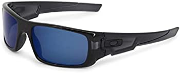 Oakley Crankshaft Ice Iridium Rectangular Sunglasses