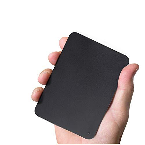 PLTJ-Pbs Disco Duro móvil 1TB Disco Duro móvil USB 3.0 transmisión de Alta Velocidad de Doble Uso Tipo-C cifrado Regalo Portable