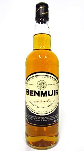 Blended Malt - Benmuir finest Scotch - Whisky