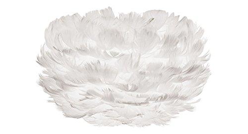 Vita Eos Micro Lampe Abat-jour blanc diamètre 20 cm hauteur 14 cm