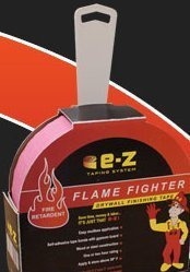 E-Z Taping System 99251-12-3 Flame Fighter Drywall Fire Tape