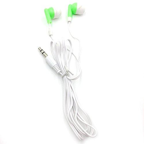 Gedrag In-Ear Hoofdtelefoon Stereo Oortelefoon Ingebouwde Microfoon Headset Oordopjes met 3,5 mm Jack voor iPhone, Android Smartphones MP3 Spelers enz.