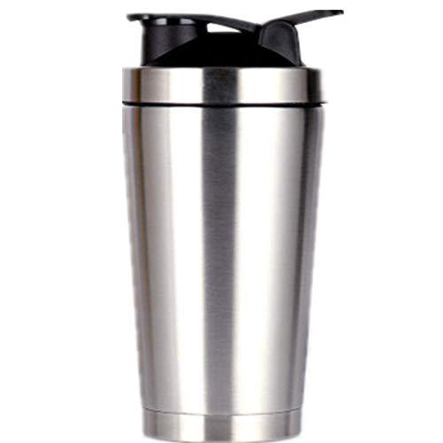ZYLLL Thermobecher Edelstahl Isolierflasche Kaffee Tee Milch Reise Thermo Flasche Geschenke Thermobecher Stahl Farbe 1 750ml