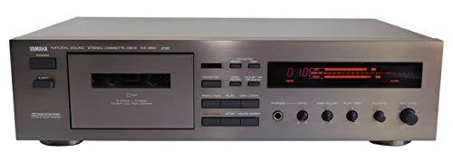 Yamaha KX-650 Stereo Kassettendeck in Titan - 3 Head