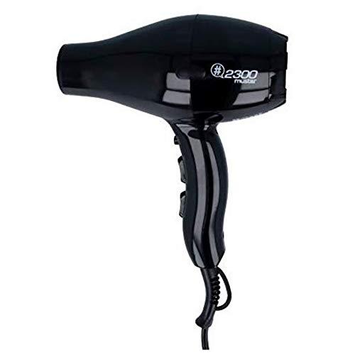 Muster, Secador de pelo (24692) - 500 gr, Negro