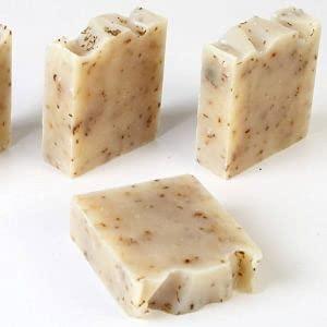 d'moRe Jabón de manzanilla 100% natural - Prensa en frío orgánico - Hecho a mano - Barra de champú vegano - Champú sólido