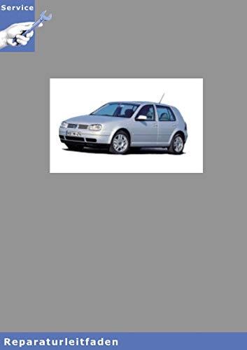 VW Golf IV, Typ 1J (97-06) Automatisches Getriebe 01M - Reparaturanleitung
