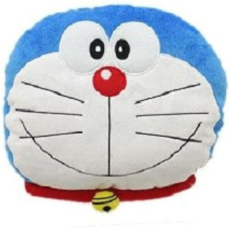 calidad garantizada Doraemon face face face cushion (smile) (japan import)  servicio de primera clase