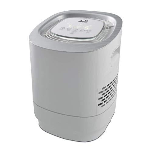 Solis 3-in-1 luchtbevochtiger, luchtbevochtiging, reiniging en -ionisatie, 6,2 l, 3-in-1 airwasher Ionic (type 7216)