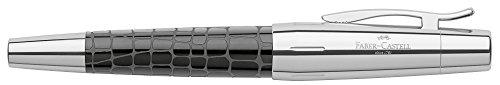 Faber-Castell E-Motion - Roller de bola, color negro