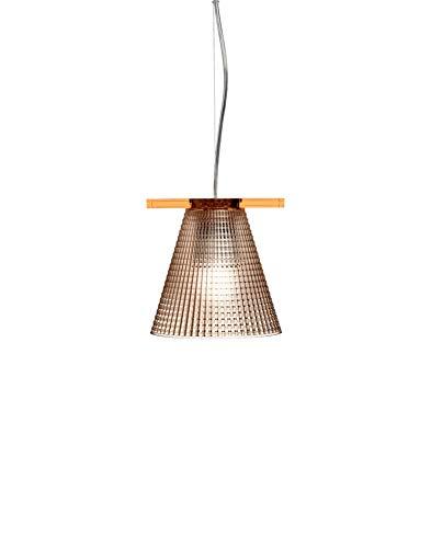 Kartell Light-Air, Lampe de Suspension Version Ciselée, Rose