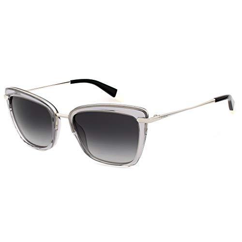 Furla SFU143-0819 Gafas, gris - trasparente, 52/19/140 para Mujer